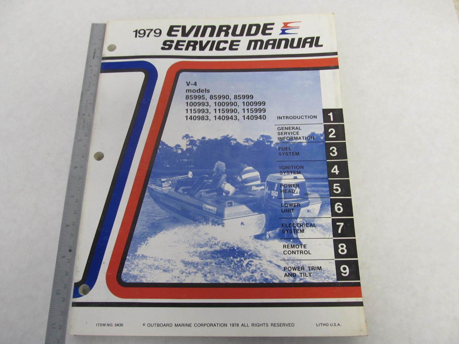 1979 evinrude 85 hp manual