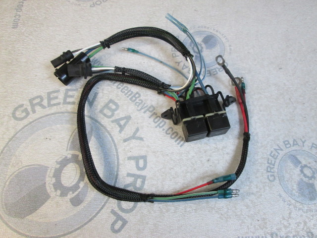 0584736 Johnson Evinrude Outboard 150-300HP Tilt Trim Relay & Cable Assembly NLA