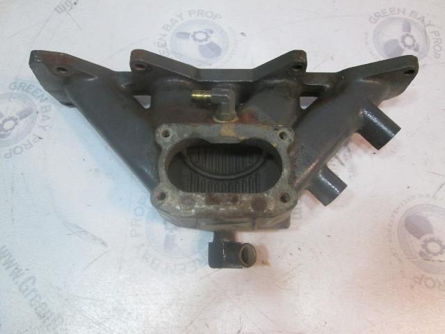 0912470 OMC Cobra 2 3L Ford Stern Drive Intake Manifold
