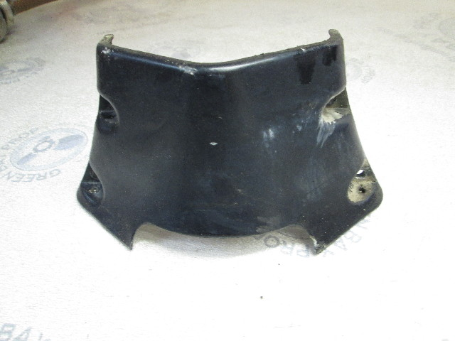 340778 Evinrude Johnson Outboard Midsection Exhaust Housing Front Cover