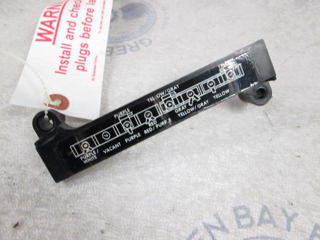 0388470 Evinrude Johnson 150-235 HP Outboard Terminal Block Cover