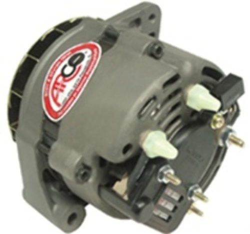 60070 12V 65 Amp Inboard Alternator for OMC Cobra or Volvo Penta
