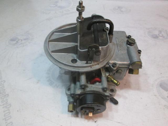 Details about R82021-1 Holley 2 BBL Marine Carburetor