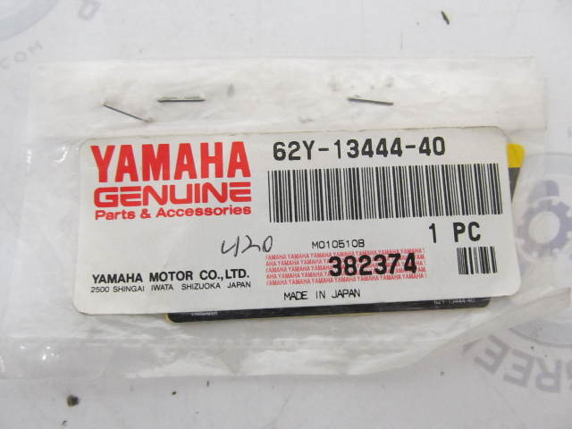 62Y-13444-40 Mark Decal Sticker for Yamaha Bottom Cowling