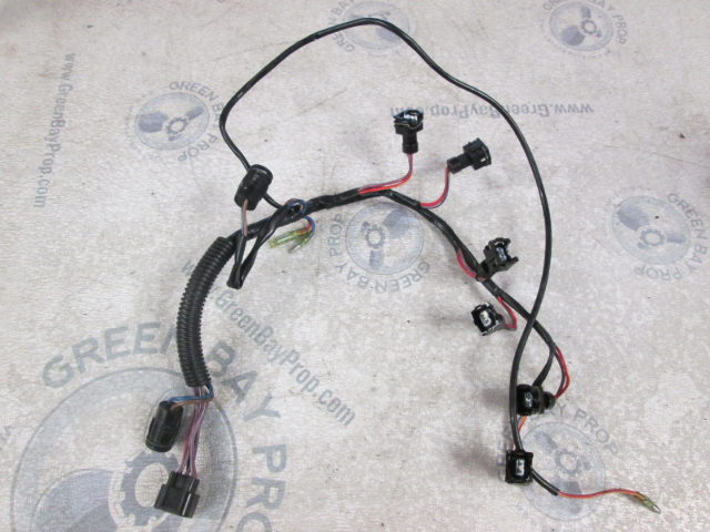65L-8259N-01-00 Yamaha Outboard Fuel Injector Wire Harness #3 on