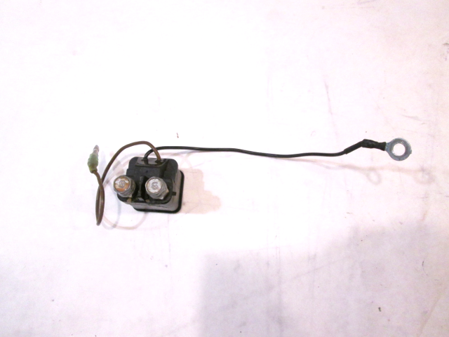 on yamaha outboard starter relay wiring