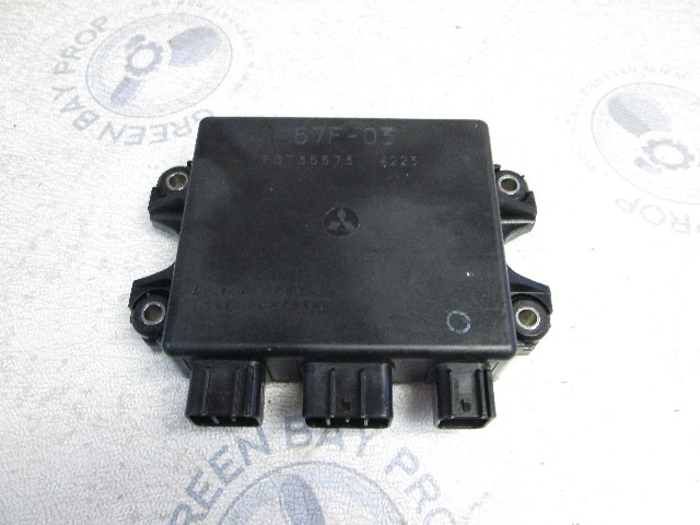 804269T2 Mercury Mariner 75 90 Hp Outboard Ignition CDI Unit
