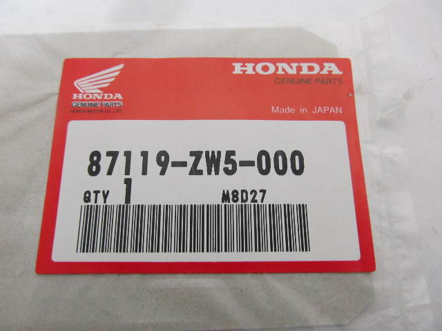 87119-ZW5-000 30A Fuse Mark Label Decal for Honda Outboard Engines