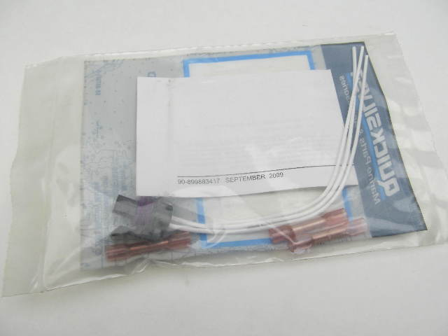 879346A39 Round 3 Pin Packard Repair Kit fits Mercury Mariner Verado
