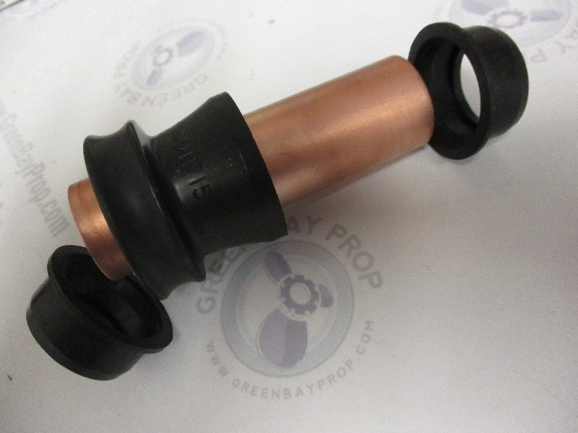 0911706 Cobra Copper Water Supply Intake Tube Plastic Guide 0911715 Seal 0911705