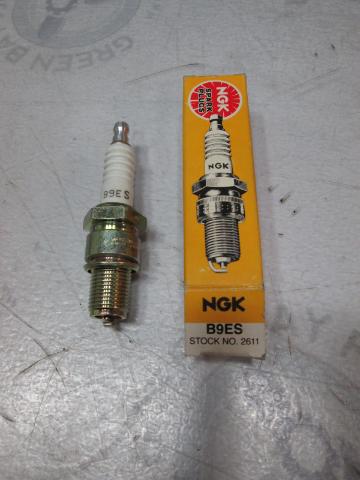 B9ES 2611 NGK Standard Engine Spark Plug Motorcycle, Snowmobile