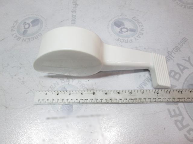 310114 Sealand VacuFlush/Traveler Tall Pedal Cover White