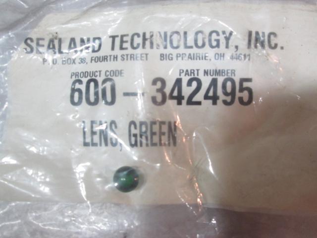 600-342495 Dometic/Sealand Tankwatch 3 & 4 Green Light Lens