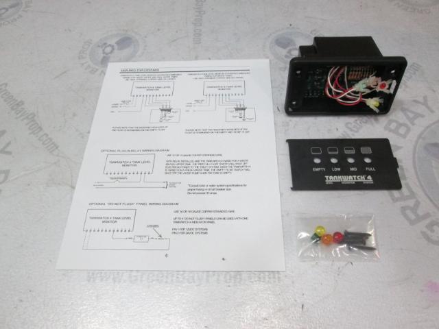 385310666 Dometic/Sealand Tankwatch 4 Indicator Panel W/O Relay