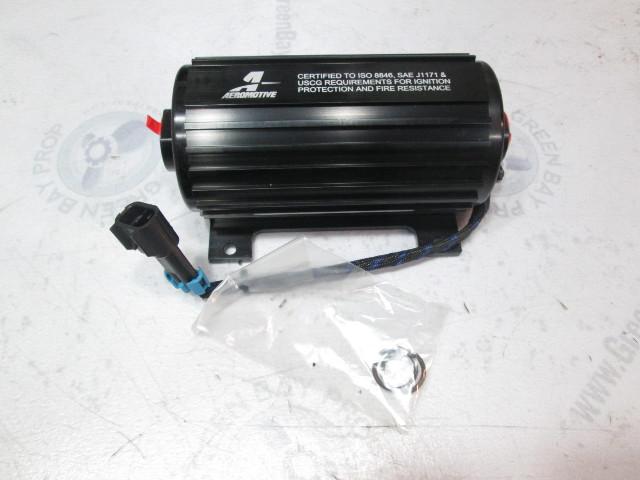 11108 Aeromotive A1000 Marine Electric Fuel Pump W/ Fits Mercury Wire on