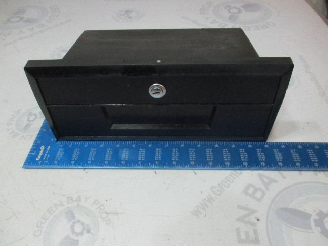 1989 Bayliner Arriva Boat Marine Dash Glove Box Storage Black