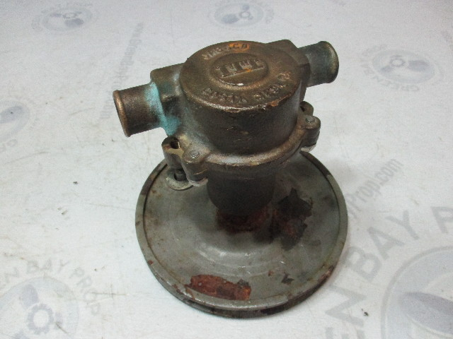 "18830-0010 Jabsco PCM Volvo Penta Marine Ford 302 V8 Raw Water Pump 6.5"" Pulley"