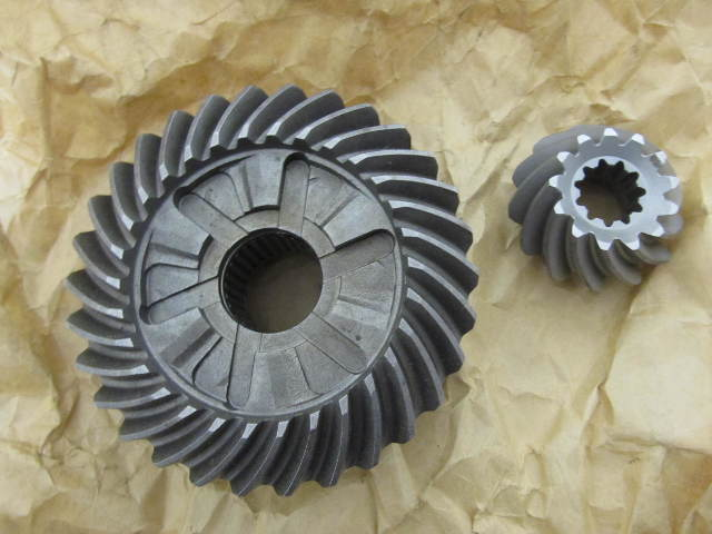 43-16294A2 16294A5 Mercury/Mariner V135-200, XR-6 Magnum Gear Set 2.3:1