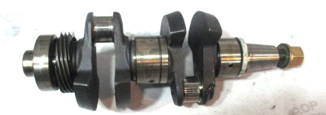 493-821369A1 Mercury Mariner 30-40 HP 2 Cyl Crankshaft & Bearings 1998-2006