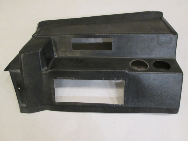 1980's Bayliner Capri Boat Passenger Port Side Dash Panel Section