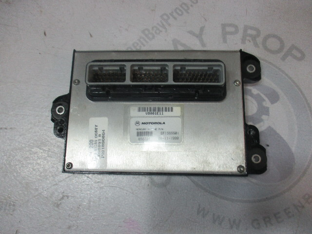 858891T1 Mercury Mariner 200 Hp DFI Optimax ECU Engine Control Module 1999