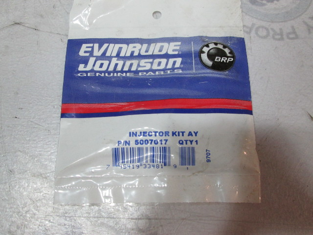 5007017 Evinrude Fuel Injector Crush Ring Kit 4-300HP