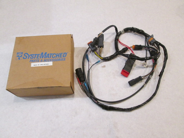 0586028 586028 Evinrude Johnson 150-175 Hp Outboard Wire Harness Motor Cable