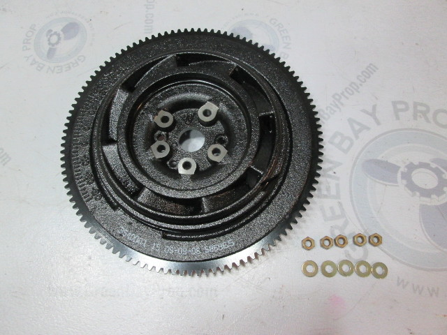 5007033  Evinrude Flywheel Assembly 2007-2010 115-200HP