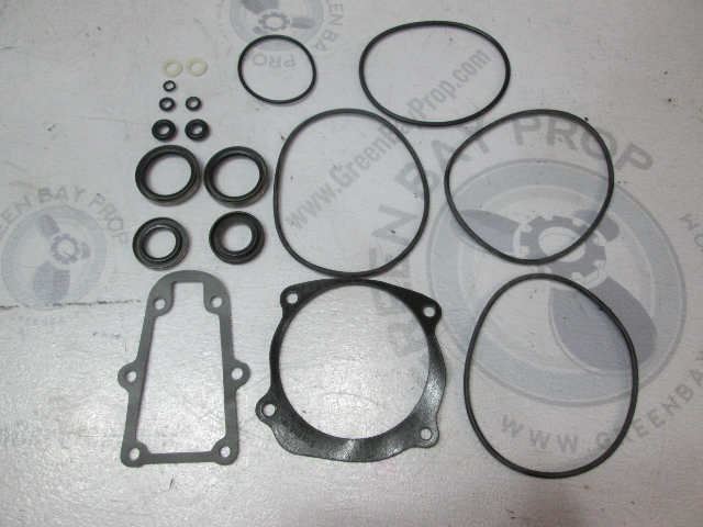 434516, 0434516 OMC Evinrude Johnson Lower Unit Gear Housing Seal Kit
