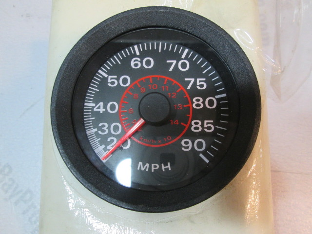 175147 0175147 OMC Tech Series 0-90 MPH Speedometer