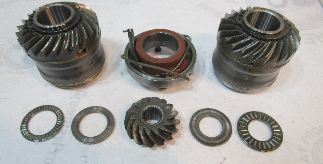 0313311 0382270 OMC Stringer Electric Shift Forward, Reverse, Pinion Gear Set