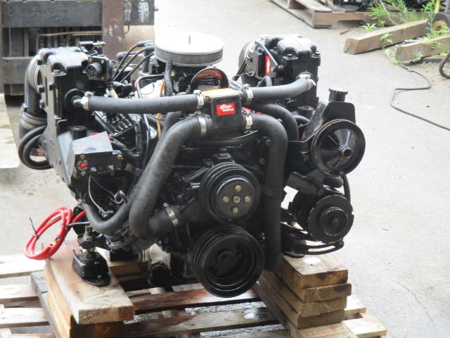 Running 4 3 Marine Engine Mercruiser Alpha 1 Chevy V6 Gm