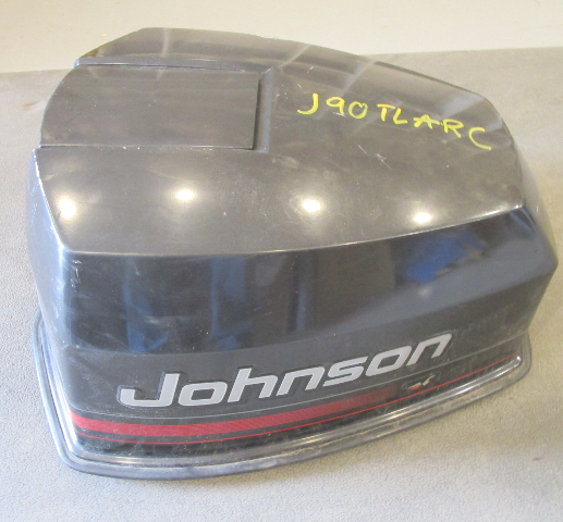 Evinrude Johnson 90 HP V4 Motor Cowl Engine Cover Top Cowling Hood 90's