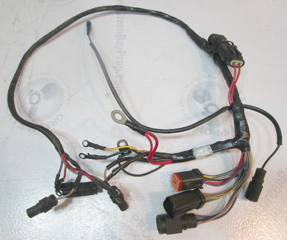 0586027 Motor Cable Wire Harness Evinrude/Johnson V4 88-115HP Outboard on
