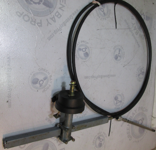 Ssc12474 Teleflex 14 5 Rack Amp Pinion Marine Boat Steering