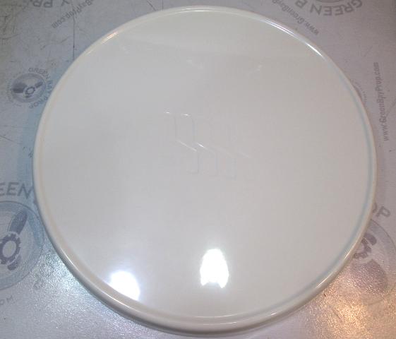 2001 Four Winns Sundowner 235 White Round Table, Base, Post, & Case