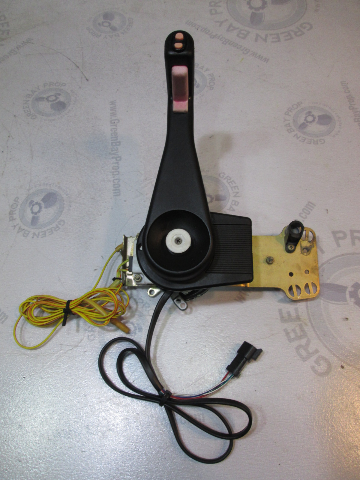 OMC Cobra Concealed Side Mount Throttle Shift Remote Control Box with Trim/Tilt