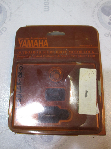 MAR-SDLCK-00-01 Yamaha Stern Drive & 50 Hp+ Outboard Motor Lock