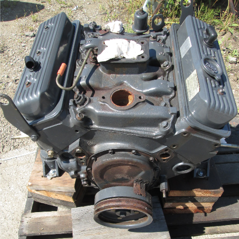4.3 Marine Engine Volvo Mercruiser OMC Cobra Alpha 1 Chevy V6 GM Motor