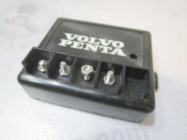 3862332 Volvo Penta Sterndrive Electronic Unit Corrosion Protection Mercathode