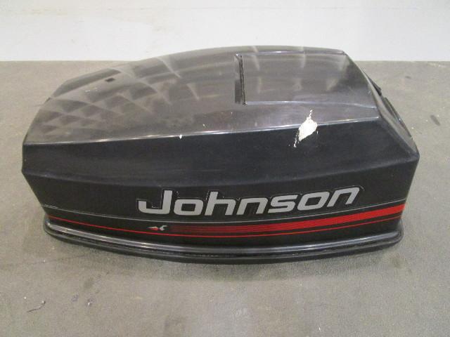0435158 Top Engine Cowl Motor Cover Hood Johnson 40-50hp Evinrude OMC