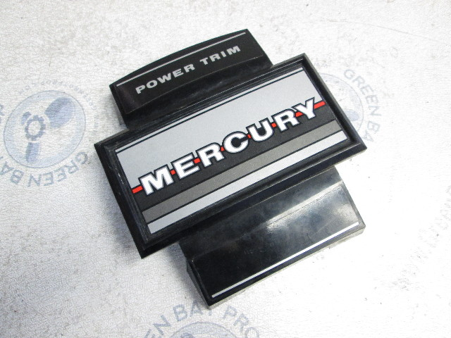43138A2 Mercury Mariner 70-90 Hp Outboard Front Clam Shell Cowl Cover & Bracket