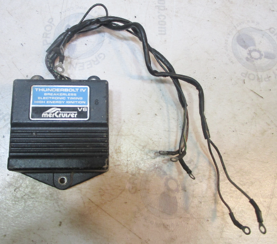 390-9355A2 Mercruiser Thunderbolt IV Ignition Module Amplifier V6 4.3L 1985-1987