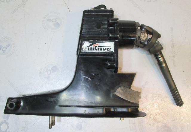 1547-5523A68 Mercruiser Pre-Alpha V8 Upper Unit Driveshaft Gear Case 1.50 20-22