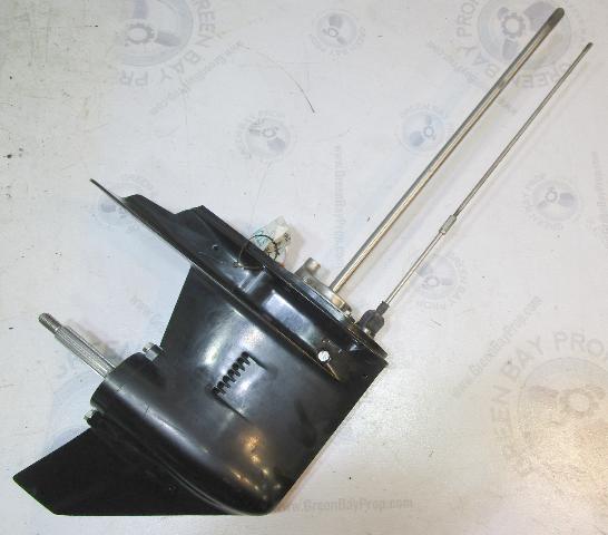 821306T6 Gear Case Lower Unit Mercury Mariner 30 40 HP 2 Cyl Long Shaft 1995-06