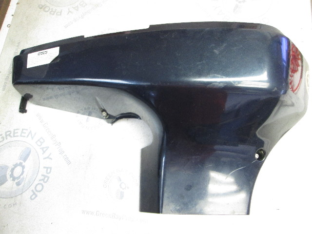 0344806 Evinrude 200 225 250 Hp Outboard Blue Port Lower Engine Cover 1999-2001