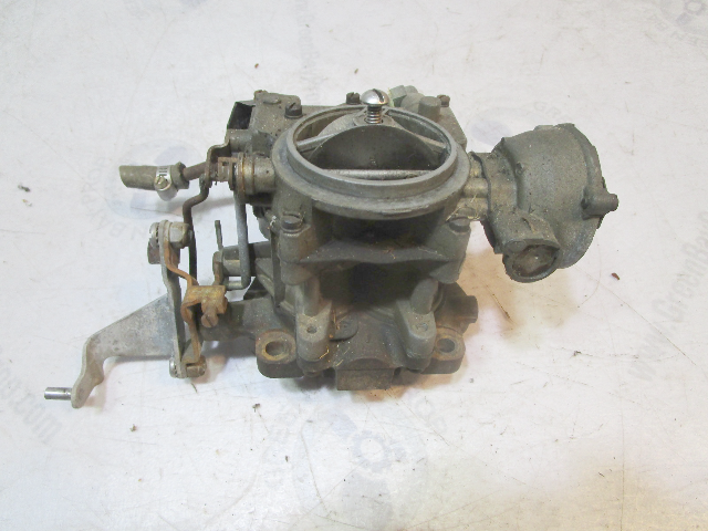 0382132 7026180 OMC 155 HP Buick V6 Stern Drive Rochester 2BBL Carb Carburetor