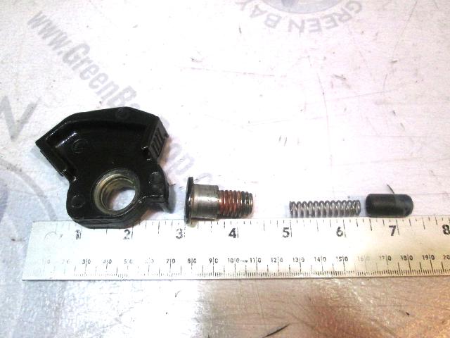 0335485 Evinrude Johnson Outboard Dark Gray Tilt Lock Lever & Screw