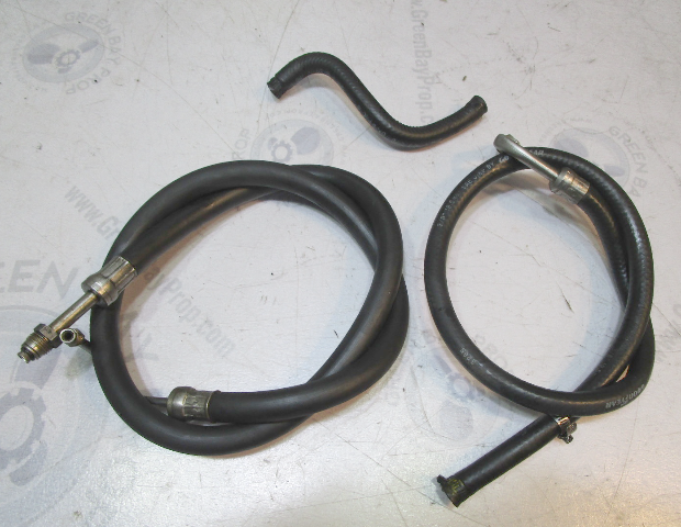 0984030 0984055 OMC Cobra 2.5 3.0L Power Steering Hose Lines 0911917