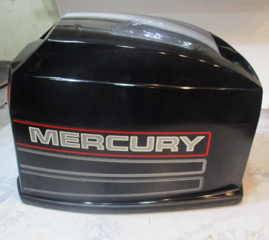2198-9868A10 Mercury Mariner Outboard Top Engine Cover Cowl 30 Jet & 40HP 89-97